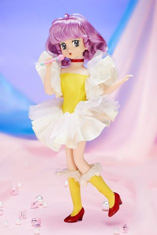 Creamy Mami Becomes a Licca-chan Doll Sculpted Down to the Tiniest Details
