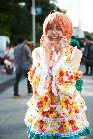 Comiket Special 6 Photo Report: Makuhari Messe Edition