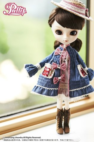 New Freckled Young Pullip Meg Has Arrived! A Full Look At Her Features & Secret Simple Beauty!