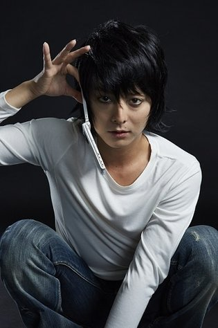 Teppei Koike to Play L in *Death Note* Musical, Pictures Already Release of Him in Character