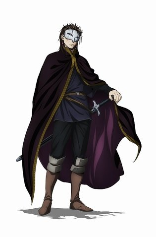 Yuki Kaji Joins Main Cast of 'The Heroic Legend of Arslan' as Mysterious Character Lord Silver Mask