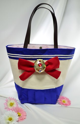 It's So Cute! We Ask the Creator of This Sailor Moon-Style Tote Bag All About It