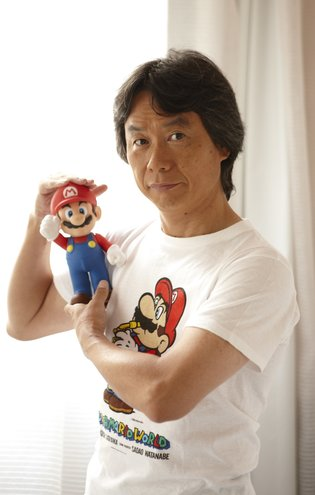 "27th Tokyo International Film Festival Welcomes ""Father of Super Mario Bros."" Shigeru Miyamoto to Screen ""PIKMIN Short Movies"""