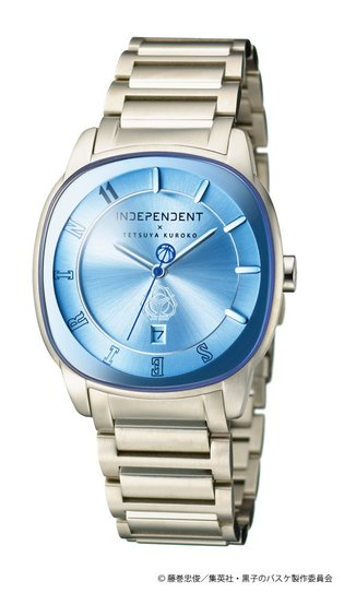 Limited Edition Collaboration Watch Between TV Anime *Kuroko's Basketball* & Independent to Release!