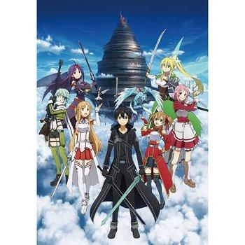 Sword Art Online the Movie: Ordinal Scale 2018 Calendar | Tokyo ...