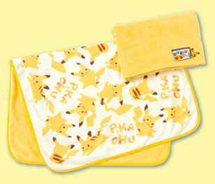 "Third Round of ""Pikachu Oops!"" Goods Now Available in Pokémon Centers!"