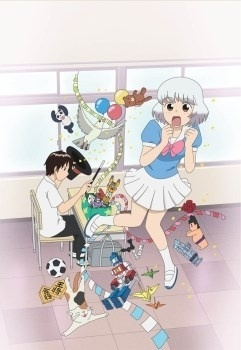 *Tonari no Seki-kun* to Begin Broadcasting Next January, First Anime Visual Released