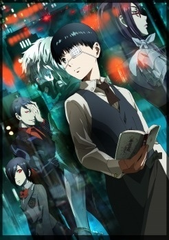 *Tokyo Ghoul* to Begin Broadcasting on July 3, Check Out the Series' World in a New PV!