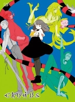 Jacket Art for Gatchaman Crowds Blu-ray and DVD Box Sets Releases, Staff and Cast Members Participating on the Audio Commentary Announced