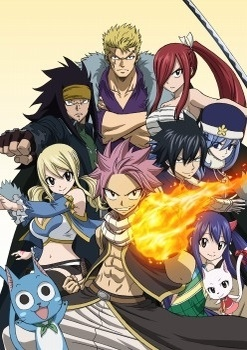 *Fairy Tail* Relaunch to Begin in April - New Visual, Event, and Nico Nico Live Program to Draw Attention