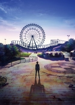 Teaser Visual Releases of Kyoto Animation's Newest Work, *Amagi Brilliant Park*