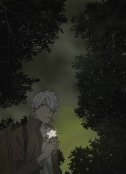 New One-Hour Special Anime for Mushishi to Broadcast in January 2014