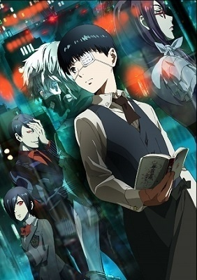 *Tokyo Ghoul* Non-Credit Theme Song Video Releases on Official Site
