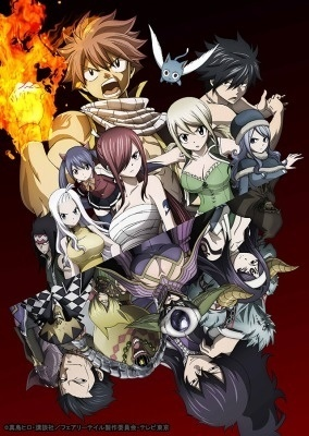 """Fairy Tail"" New Movie Project Commences; New OAD Confirmed"