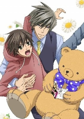 Popular BL Anime Series 'Junjou Romantica' Season 3 Starts in July 2015!