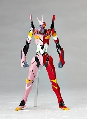 Figure to Be Released of the Mysterious Eva Unit-08+02 Seen in Preview of *Evangelion: Final*