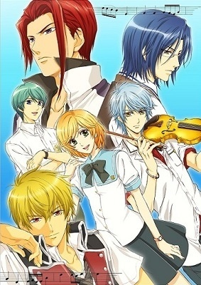 *La Corda d'Oro 3* TV Anime Announced, Comic Version to Also Begin in November