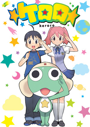 Anime Keroro to Begin Broadcasting in March on Animax