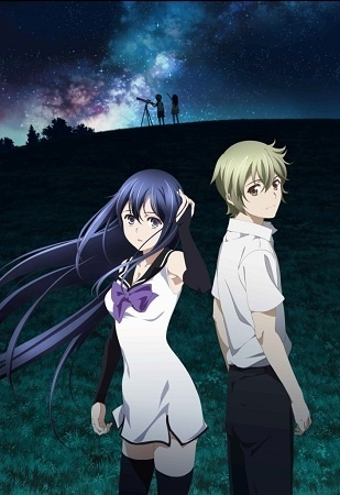 TV Anime for Rin Okamoto's Romantic Dark Fantasy Brynhildr in the Darkness to Begin Broadcasting in April 2014