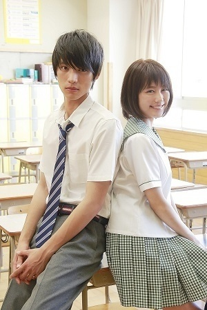 *Strobe Edge* Becoming Live-Action Film Starring Sota Fukushi and Kasumi Arimura to Release in March 2015