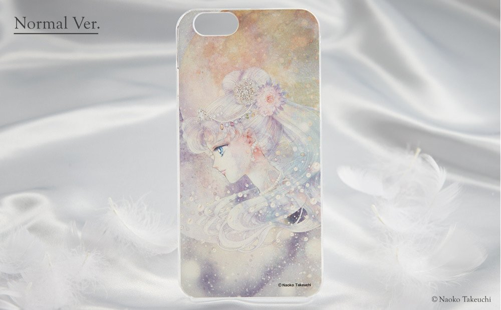iPhone Cases Featuring Artwork Specially Drawn for Sailor Moon Exhibit < Normal Ver. >(Pre-orders are now closed)