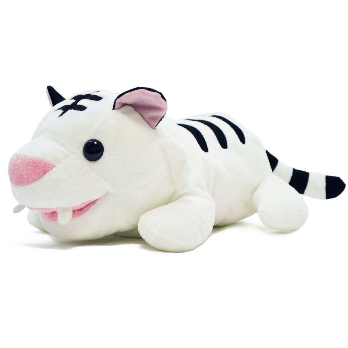 Kaputto Series White Tiger Plush