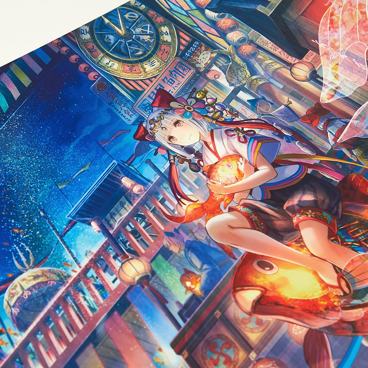 CG-i Art Print