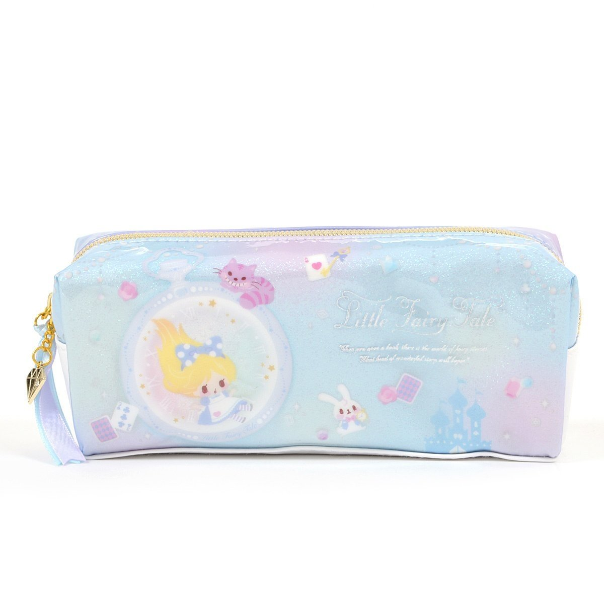 Little Fairy Tale Alice & Tinker Bell Pen Pouch