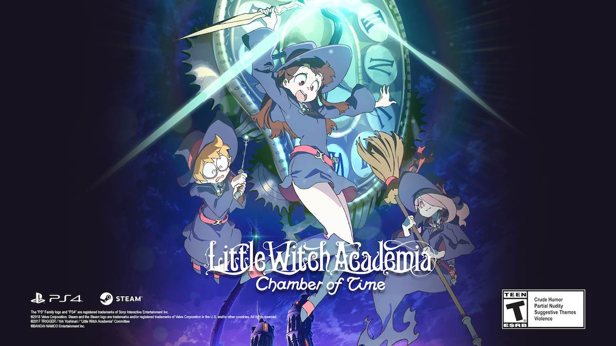 Little Witch Academia: Chamber of Time | Tokyo Otaku Mode Shop