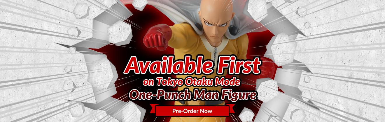 Saitama from One-Punch Man