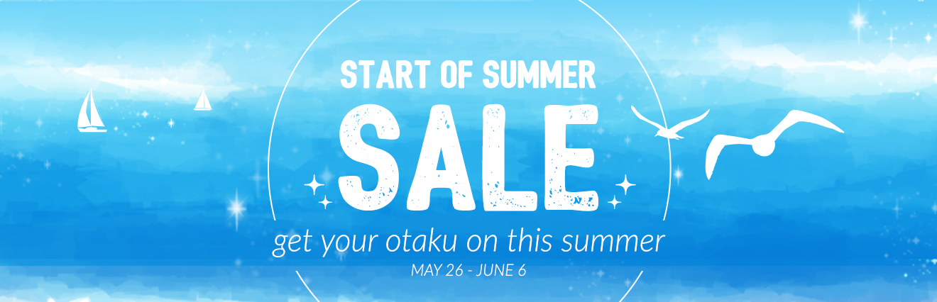 Start of Summer Sale