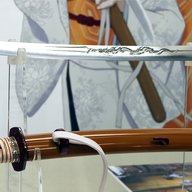 Small sword, called Wakizashi in Japanese, for Rei.