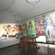 picture of Add Some Otaku Flair to Your Room With Curtain Damashii! 2