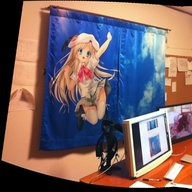 picture of Add Some Otaku Flair to Your Room With Curtain Damashii! 9