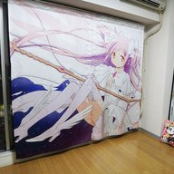 picture of Add Some Otaku Flair to Your Room With Curtain Damashii! 1