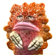 Series #4: Pigmon. Be sure, this is not Garamon!