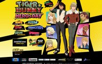 "picture of The Release of the PSP Game ""Tiger & Bunny: Heroes Day"" Is Almost Here! 0"