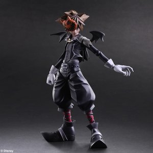 Play Arts Kai: Kingdom Hearts II - Sora Halloween Town Ver.
