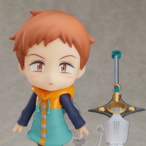 Nendoroid The Seven Deadly Sins: Revival of the Commandments King [Pre-order]