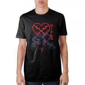 Kingdom Hearts Heartless T-Shirt XL