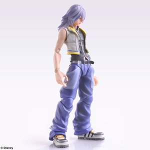Play Arts Kai Kingdom Hearts II: Riku