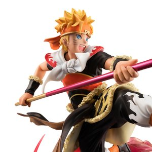 G.E.M. Series Remix Naruto Shippuden Qi Tian Da Sheng Naruto Uzumaki!