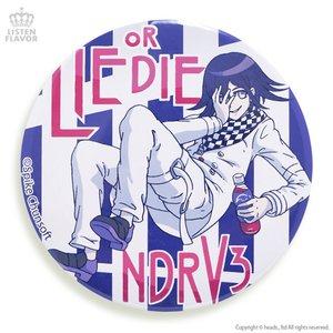LISTEN FLAVOR Danganronpa V3: Killing Harmony Tin Badge Kokichi Oma