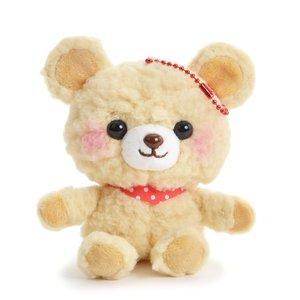 Nuikuma no Chikku Bear Plush Collection (Ball Chain) Chikku