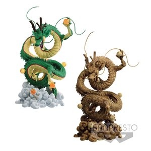 Dragon Ball Z Creator x Creator: Shenron Set of Both [Pre-order]