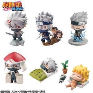 Petit Chara Land Naruto Kakashi Special Set