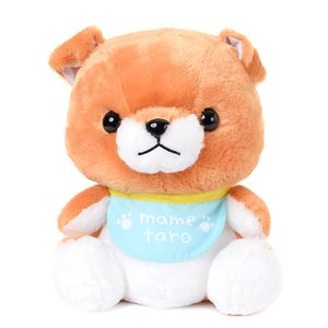 Mameshiba San Kyodai Puppy Dog Plush Collection (Big) Mametaro
