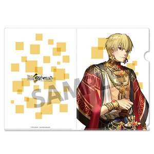 Fate/Extella Clear File Vol. 2 Gilgamesh