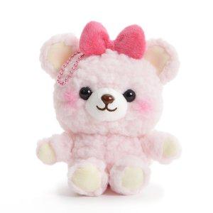 Nuikuma no Chikku Bear Plush Collection (Ball Chain) Peko
