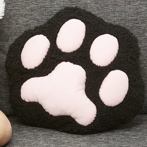 Fans Cat Paw Cool Cushion Kuro
